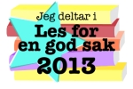 Les for en god sak 2013
