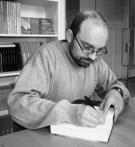 Pontus Ljunghills bok er solgt til flere europeiske land i løpet av året