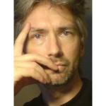 """Forfatter Ken Hansen har skrevet første bok i """"Kryp""""-serien."""