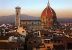 Når Firenze er valgt som sted, ja så MÅ faktisk Duomoen være en del av handlingen
