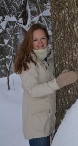 Forfatter Ann-Christin Gjersøe debuterer som krimforfatter i februar. Foto: Privat