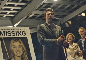 "Ben Affleck i rollen som Nick Dunne i filmatiseringen av Gillian Flynns ""Flink Pike"""
