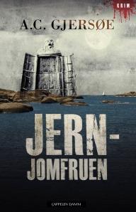 """""""Jernjomfruen"""" lanseres til det norske krimpublikum i begynnelsen av februar"""