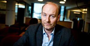 Statssekretær i kulturdepartementet Knut Olav Åmås foreslår at krim kuttes ut fra bibliotekenes innkjøpsordning. (Foto: Universitas)