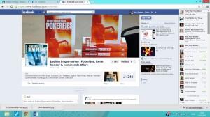 Serien har selvsagt sin egen facebookgruppe. Klikk på bildet for å gå inn og bli medlem.