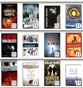 Jeg er så useriøs at jeg til og med har gitt min kones roman en sekser på Bokelskere. Snakk om å være inhabil!