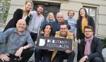 Mitt oase under Oslo Bokfestival var den nystartede Debutantfestivalen. Foto: Debutantfestivalen. Pressefoto