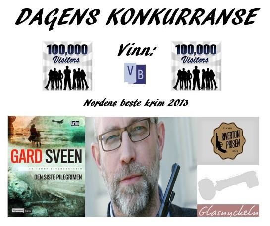 Dagens konkurranse Gard Sveen