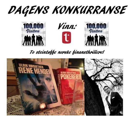 Dagens konkurranse Ulrik Høisæther