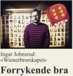 Jeg og Sindre Hovdenakk i VG er som vanlig hjertens uenige om norsk krim.